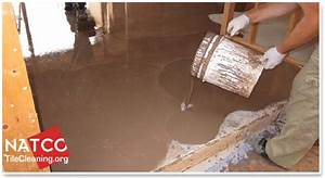 How to use self leveling compound on wood subfloor for Floor leveling compound for wood subfloors