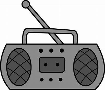 Radio Clip Clipart Cliparts Station Police Source