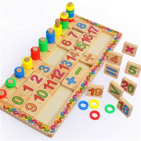 materiales montessori preescolar compra lotes baratos de 426 | font b Montessori b font font b materials b font educational Toys Dominoes Children font