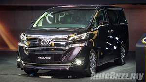 2016 Toyota Vellfire 2 5L launched in Malaysia, priced at