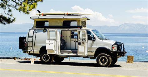 The Best Camper Vans For Your Weekend Getaway