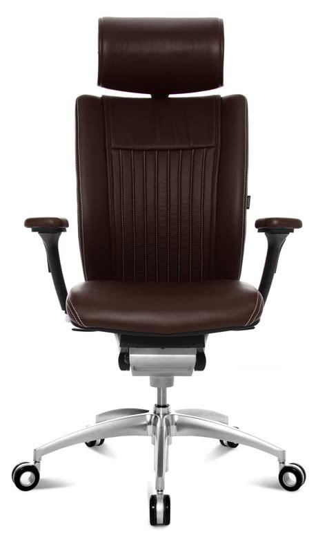 cuir bureau fauteuil direction cuir titan confort wagner