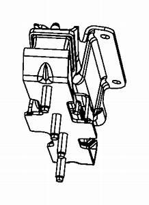 Dodge Ram 3500 Automatic Transmission Mount Bracket  Liter