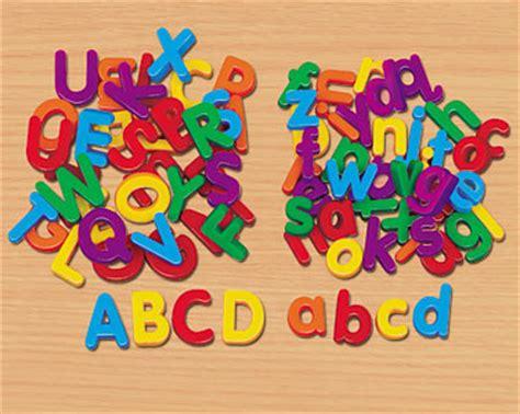 magnetic alphabet letters introducing magnetic letters parent phd
