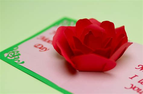 s day pop up card template pdf flower pop up card template creative pop up cards