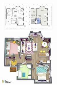 Wohnung Einrichten Software : pin von saskia krueger auf dekoration und s e ideen f r zuhause haus grundriss grundriss und ~ Orissabook.com Haus und Dekorationen