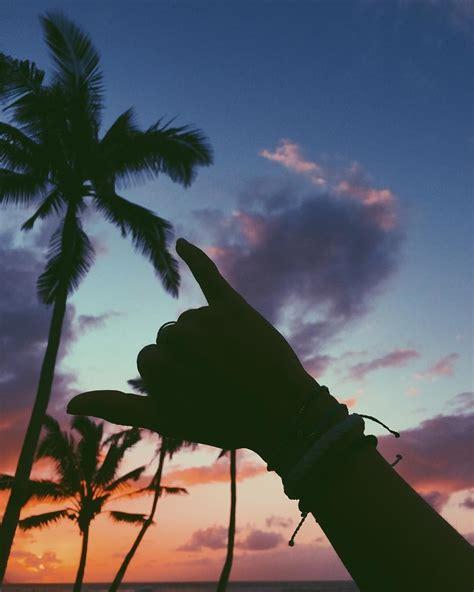 sunset shaka  atmoonawhyte summer photography artsy