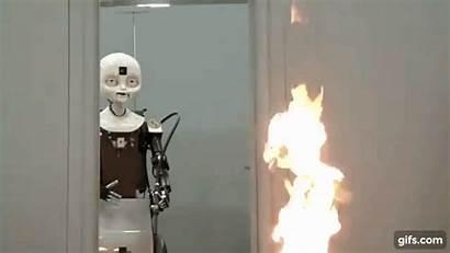 Robots Creepy Scare Gear