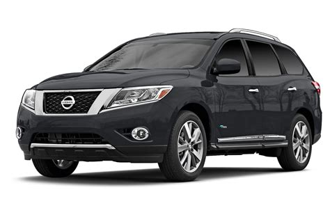 nissan pathfinder hybrid price  reviews