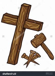 49+ Wooden Crosses Clipart