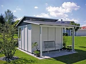 Wpc Gartenhaus Flachdach : modernes gartenhaus traumgarten ~ Whattoseeinmadrid.com Haus und Dekorationen