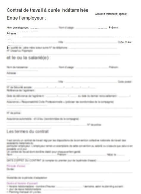 modèle lettre rupture contrat assistance maternelle pour scolarisation letter of application modele de lettre contrat de travail