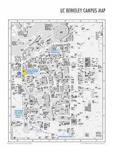 Uc Berkeley Campus Map Pdf