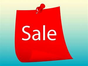 Sale Note