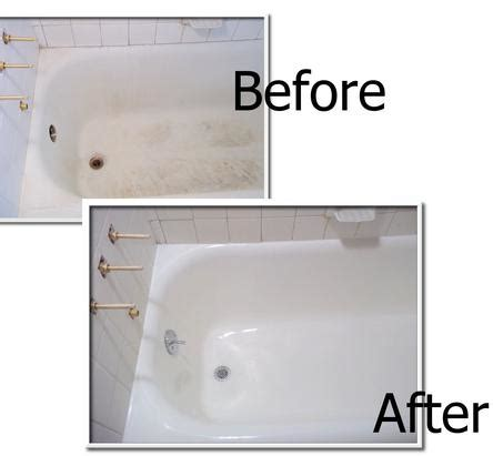 Bathtub Refinishing, Chip Repair & Tile Steam Cleaning In