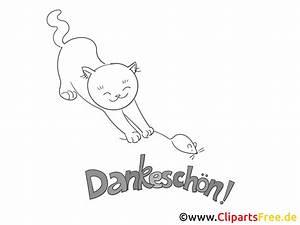 Maus Katze Lustige Danke Bilder Zum Ausmalen