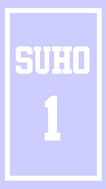 exo number exo jersey numbers tumblr