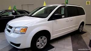 2010 Dodge Grand Caravan Se - Exterior And Interior Walkaround - Place Vertu Montreal