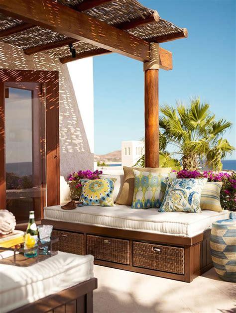 como decorar  aprovechar tu terraza
