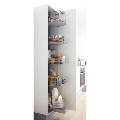 colonne de rangement cuisine meuble rangement cuisine rangement rideau cuisine h cm