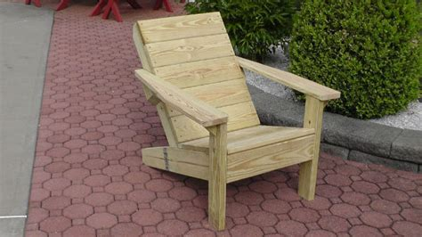build a quality backyard lounge chair for 40 lifehacker