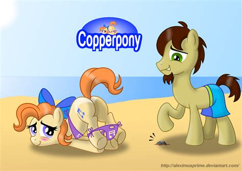 coppertone twinkle toes by aleximusprime on deviantart