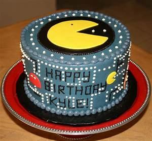 Pacman, Cakes, U2013, Decoration, Ideas