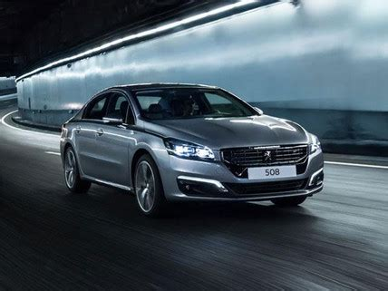 peugeot executive car model ranges