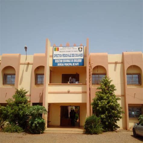 direction r 233 gionale des douanes bureau principal de kati