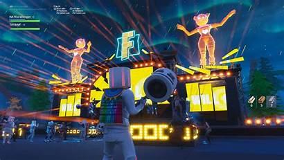 Fortnite Marshmello Concert Event Wallpapers Dance Epic
