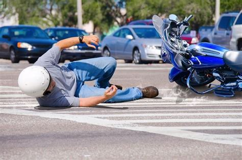 Can I Sue After A No-contact Motorcycle Accident?