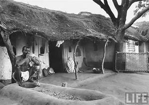 Indian Village Life - 1962 - Old Indian Photos