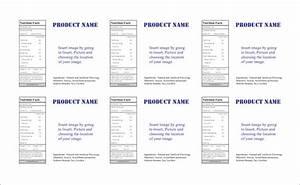 23 microsoft label templates free word excel documents With excel shipping label template