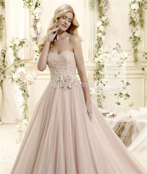 Buy Vestido Para Casamento 2016 Blush