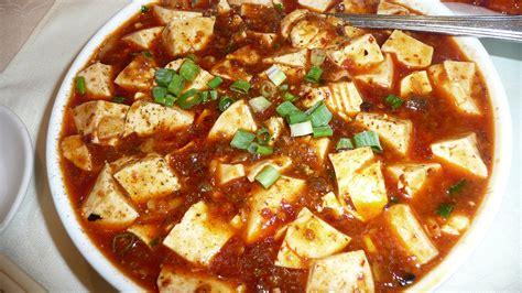 tofu cuisine list of tofu dishes