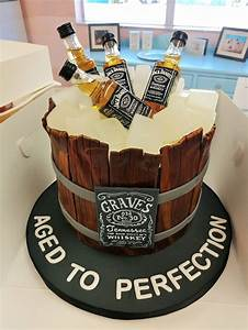 jack daniels cake   30th birthday cake   birthday cakes ...