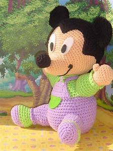 Crochet Mickey Mouse Gehäkelte Mickey Maus Crochet