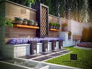 Fancy, Garden, Decorating, Ideas