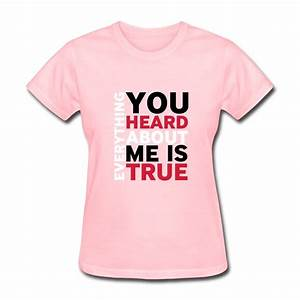 Quotes For Girls T Shirt. QuotesGram