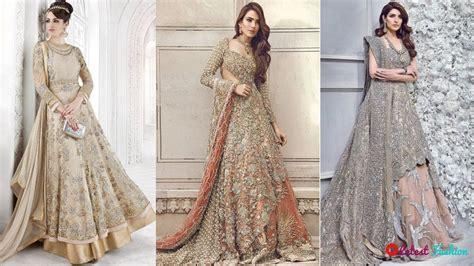 Wedding Dresses Pakistani : Top 10 Beautiful Pakistani Designer Bridal Wedding Dresses