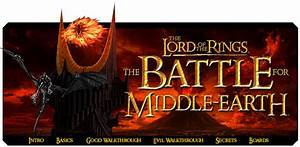 The Lord Of The Rings The Battle For Middle Earth Pc