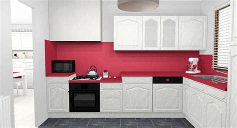 cuisine mur meuble blanc cuisine mur meuble blanc obasinc com