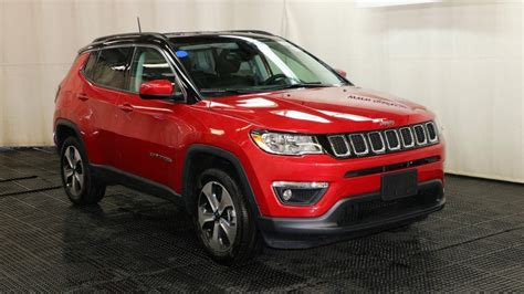 Jeep Compass Latitude 2018 by New 2018 Jeep Compass Latitude Sport Utility In Braintree