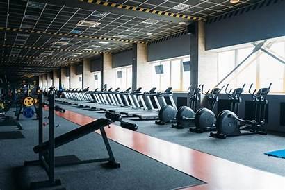 Gym Empty Fitness Steve Nash Equipment Nobody