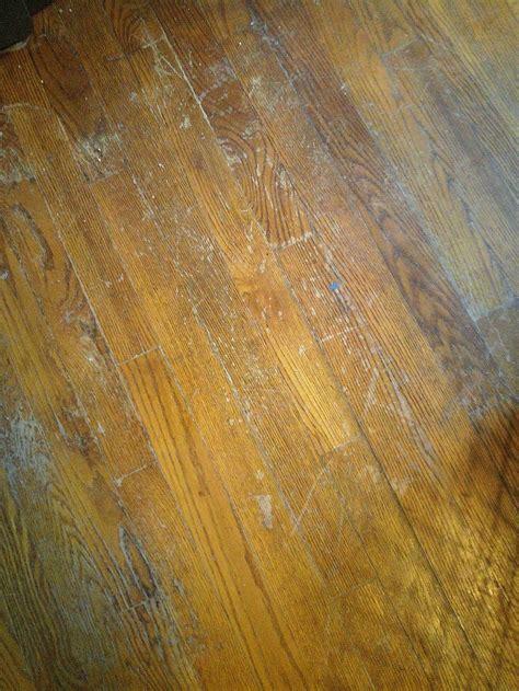 hardwood floors fixable  bucket  wood bleach