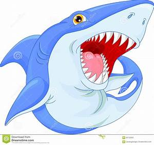Angry Shark Cartoon Pictures to Pin on Pinterest - ThePinsta