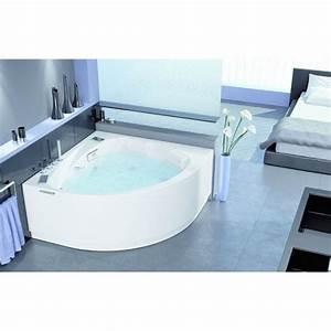 Baignoire D Angle 130x130 : baignoire d 39 angle baln o maloya grandform ~ Edinachiropracticcenter.com Idées de Décoration