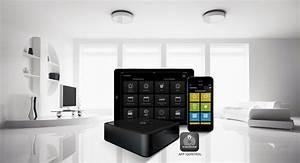 Rolladen Per App Steuern : das smart home gateway die steuerm glichkeit aus einer hand f r fast alle systeme heinrich ~ Markanthonyermac.com Haus und Dekorationen