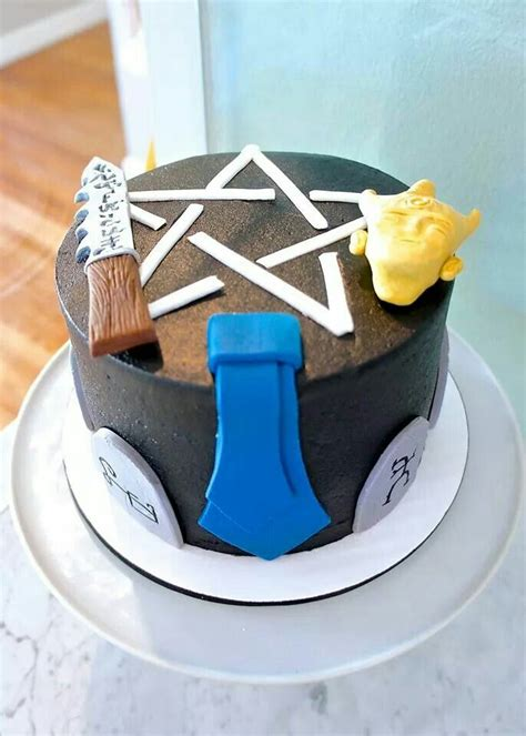 images  supernatural cakescookies  pinterest