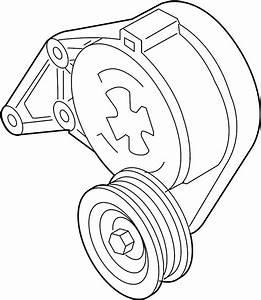 021109467 - Audi Tensioner